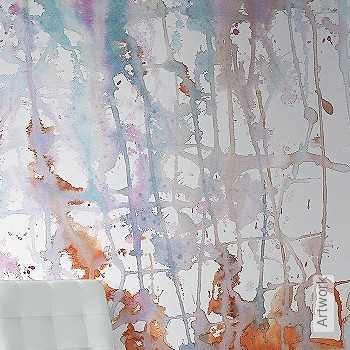 Preis:252,55 EUR - Kollektion(en): - Weiß - FotoTapete - Farbverlauf - Abwaschbare Tapeten