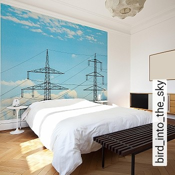Preis:344,00 EUR - Kollektion(en): - Weiß - FotoTapete - Gute Lichtbeständigkeit - Moderne Tapeten