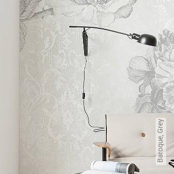 Preis:94,95 EUR - Kollektion(en): - Weiß - FotoTapete