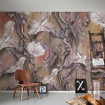 Preis:189,90 EUR - Kollektion(en): - Weiß - FotoTapete - Ocker