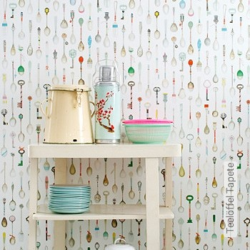 Preis:135,00 EUR - Kollektion(en): - Weiß - KinderTapeten