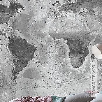 Preis:249,00 EUR - Kollektion(en): - Weltkarten auf Tapete - NEUE Tapeten