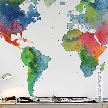 Preis:310,00 EUR - Kollektion(en): - Weltkarten auf Tapete - NEUE Tapeten