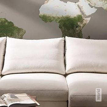 Preis:354,90 EUR - Kollektion(en): - Weltkarten auf Tapete