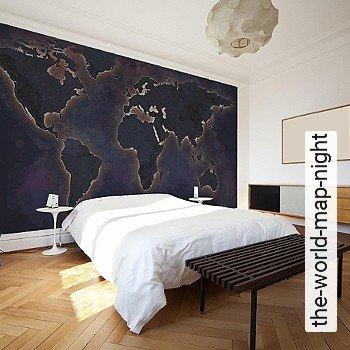 Preis:595,10 EUR - Kollektion(en): - Weltkarten auf Tapete