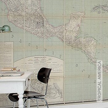 Preis:474,49 EUR - Kollektion(en): - Weltkarten auf Tapete