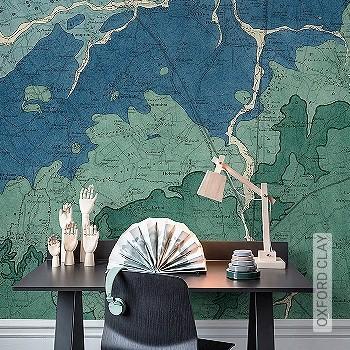 Preis:379,10 EUR - Kollektion(en): - Weltkarten auf Tapete