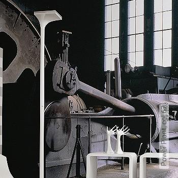Price:409,30 EUR - Kollektion(en): - White - Mural - EN15102 / EN13501.B-s1 d0 - Good light fastness - Black