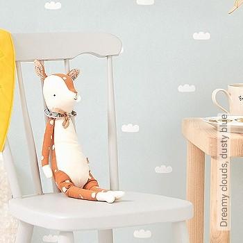 Preis:83,00 EUR - Kollektion(en): - Wolken - KinderTapeten