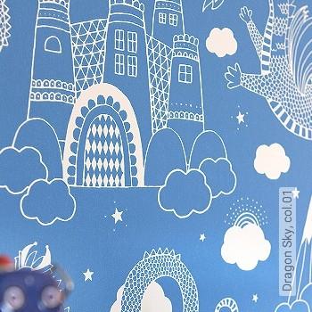 Preis:86,40 EUR - Kollektion(en): - Wolken - KinderTapeten