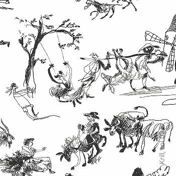 Preis:120,00 EUR - Kollektion(en): - Zeichnungen - KinderTapeten