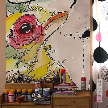 Preis:129,00 EUR - Kollektion(en): - Zeichnungen - Tapeten mit Vogelmotiven