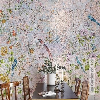Preis:56,00 EUR - Kollektion(en): - Zeichnungen - Tapeten mit Vogelmotiven