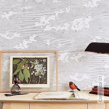 Preis:54,95 EUR - Kollektion(en): - Zeichnungen - Tapeten mit Vogelmotiven