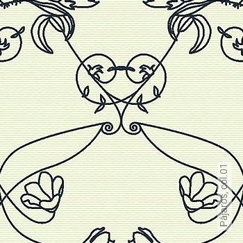 Preis:40,40 EUR - Kollektion(en): - Zeichnungen - Tapeten mit Vogelmotiven