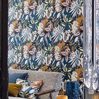 Preis:118,50 EUR - Kollektion(en): - Florale Muster