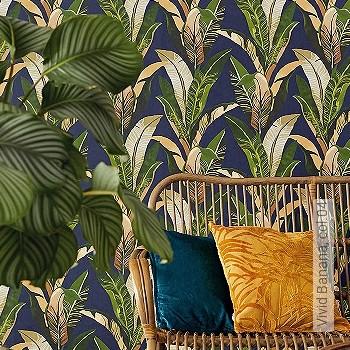 Price:54,95 EUR - Kollektion(en): - Floral wallpaper