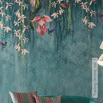 Preis:294,00 EUR - Kollektion(en): - FotoTapete - Blumen