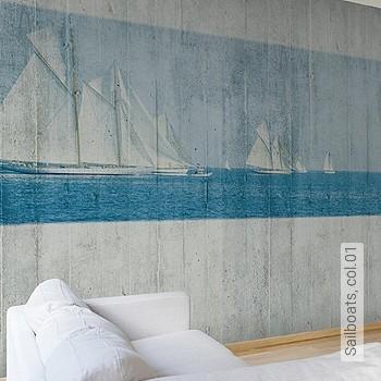 Preis:544,00 EUR - Kollektion(en): - FotoTapete - Schiffe