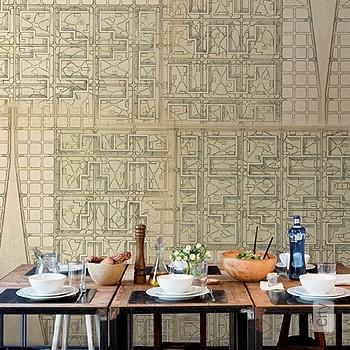 Preis:544,00 EUR - Kollektion(en): - FotoTapete - Stadtplan