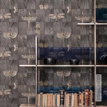 Preis:39,00 EUR - Kollektion(en): - Moderne Tapeten