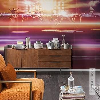 Preis:189,90 EUR - Kollektion(en): - Orange - FotoTapete