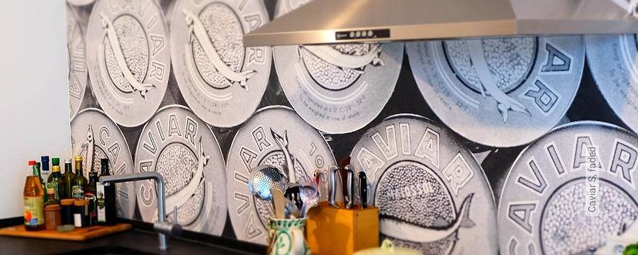 Küche - FotoTapete - Tapeten    Lust auf was Neues ...