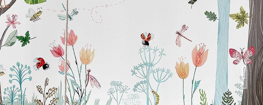 Kinderzimmer - FotoTapete - Tapeten || Lust auf was Neues ...