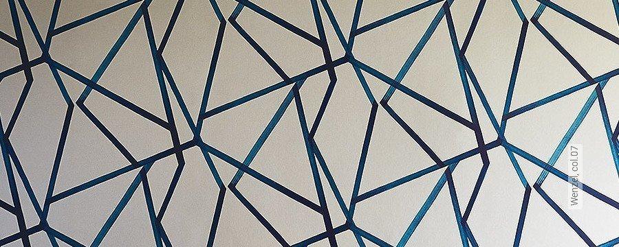 Wohnzimmer - Moderne Muster - Tapeten || Lust auf was Neues ...