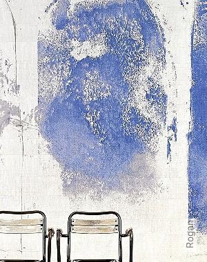 Preis:1.037,00 EUR - Kollektion(en): - EN15102/EN13501.B-s1 d0 - Farbverlauf - Wohnzimmer - Abwaschbare Tapeten