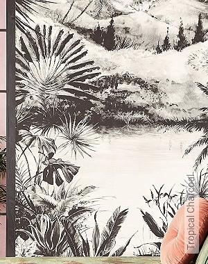 Preis:230,00 EUR - Kollektion(en): - FotoTapete - Zeichnungen - Exoten - Wohnzimmer