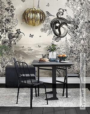 Preis:926,00 EUR - Kollektion(en): - Tapeten für das Wohnzimmer