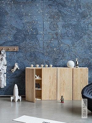 Preis:378,30 EUR - Kollektion(en): - FotoTapete - Zeichnungen - Schlafzimmer