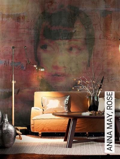 ANNA-MAY,-ROSE-Figuren-Asia-Moderne-Muster-FotoTapeten-Multicolor