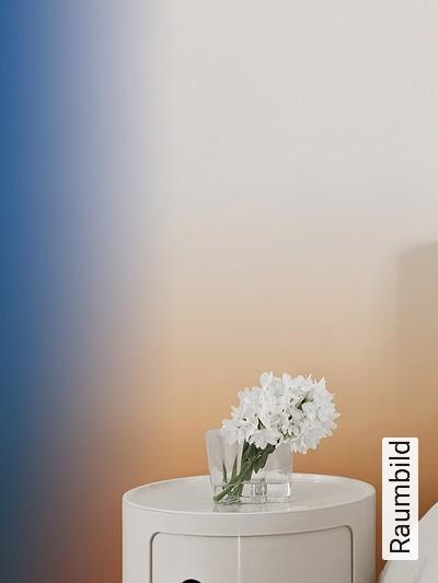 ASMR,-alpha-Moderne-Muster-FotoTapeten-Blau-Orange-Türkis-Weiß