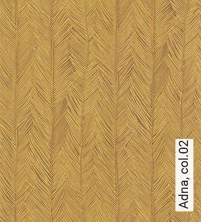 Adna,-col.02-Blätter-Florale-Muster-Braun-Ocker