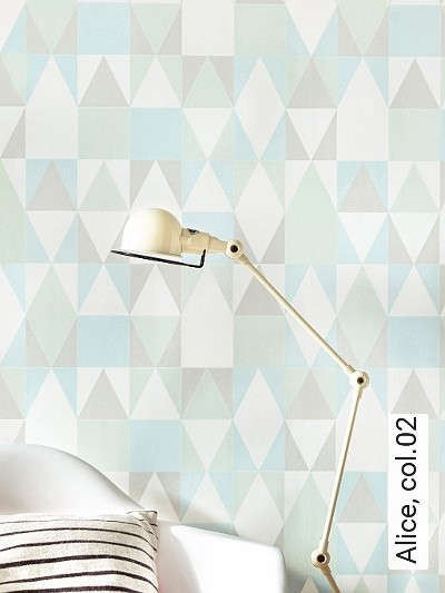 Alice,-col.02-Dreiecke-Moderne-Muster-Grafische-Muster-Grau-Hellgrün-Creme-Hellblau