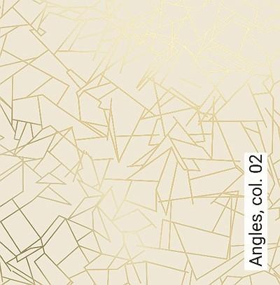 Angles,-col.-02-Ornamente-Grafische-Muster-Gold-Creme