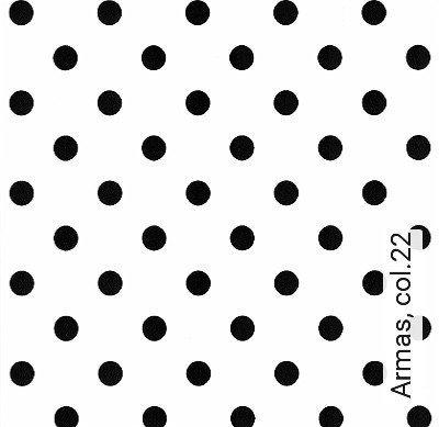 Armas,-col.22-Punkte-KinderTapeten-Schwarz-Weiß