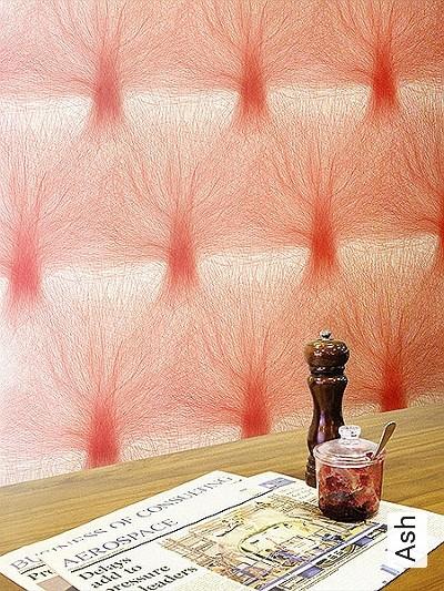 Ash-Formen-Moderne-Muster-Rot-Weiß