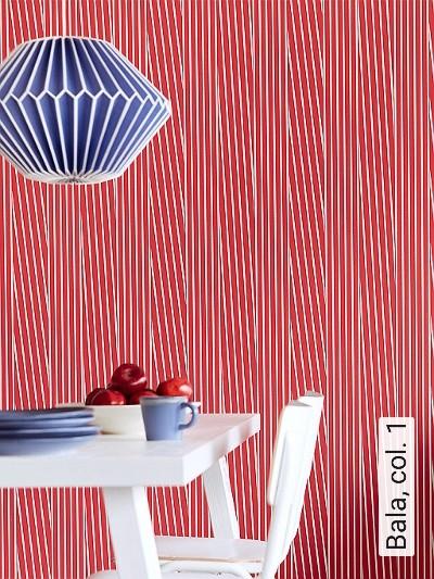 Bala,-col.-1-Streifen-Linie-Moderne-Muster-Rot-Weiß