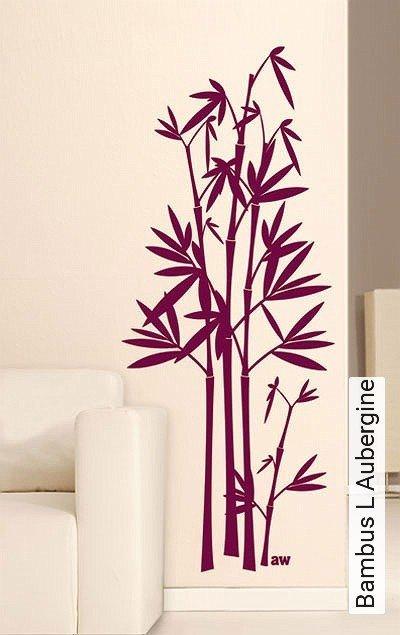 Bambus-L-Aubergine