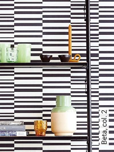 Beta,-col.-2-Streifen-Linie-Grafische-Muster-Schwarz-Weiß