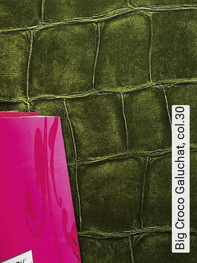 Big-Croco-Galuchat,-col.30-Tierhaut-Moderne-Muster