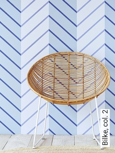 Bilke,-col.-2-Streifen-Linie-Grafische-Muster-Blau-Hellblau