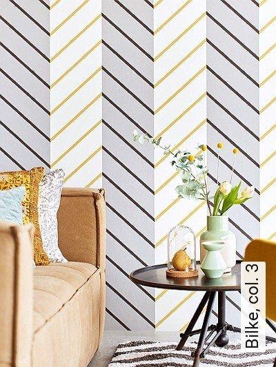 Bilke,-col.-3-Streifen-Linie-Grafische-Muster-Grau-Anthrazit-Weiß-Ocker
