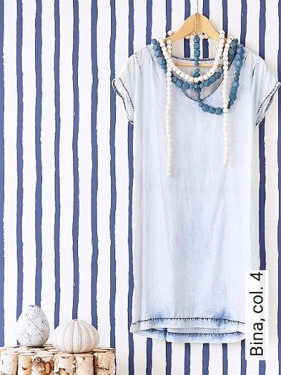 Bina,-col.-4-Streifen-Linie-Moderne-Muster-Blau-Weiß