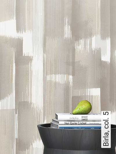 Birla,-col.-5-Aquarell-Moderne-Muster-Weiß-Hellbraun