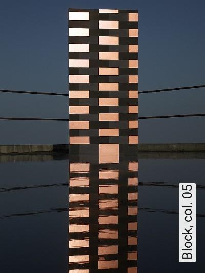 Block,-col.-05-Streifen-Grafische-Muster-Bauhaus-Silber-Schwarz-Weiß