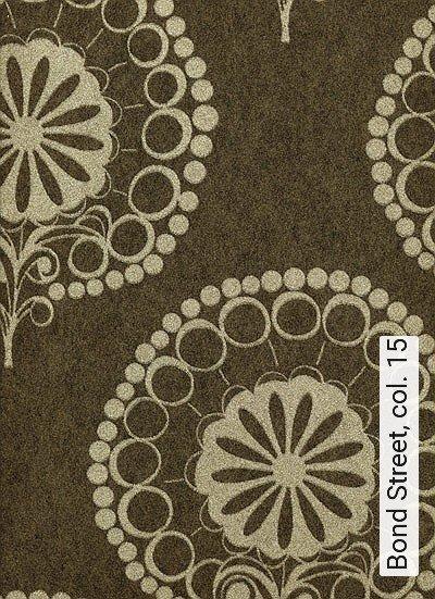 Bond-Street,-col.-15-Ornamente-Blumen-Florale-Muster-Moderne-Muster-Gold-Braun